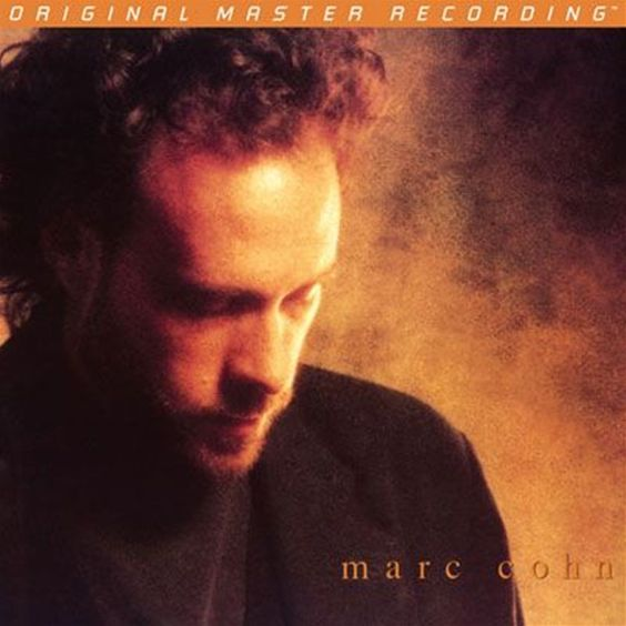 Marc Cohn - Marc Cohn on Numbered Limited-Edition 180g LP from Mobile Fidelity
