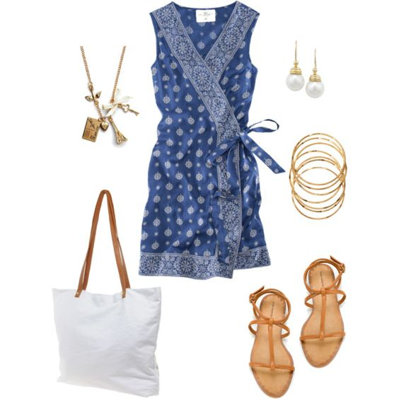 Blue and White: Wrap Dresses, Summer Outfit, Momma S Dresses, Cute Dresses, Spring Summer, Dress Blues, Blue And White