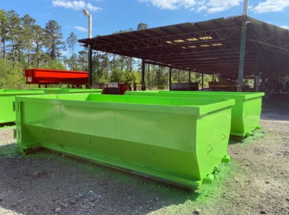 American Made Dumpsters Quality In A Tub Style In 2020 Dumpsters New Builds Custom Build