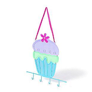 Cupcake Hanging Jewelry Holder