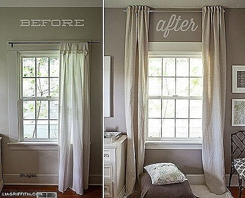Image Result For Deep Window Sill Ideas Small Window Curtains
