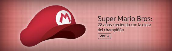 28 años de Mario Bros no pueden pasar desapercibidos :-)