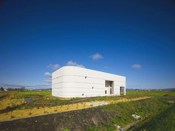 Repositorio / Jun Igarashi Architects (Asahikawa, Hokkaido Prefecture, Japón) #architecture