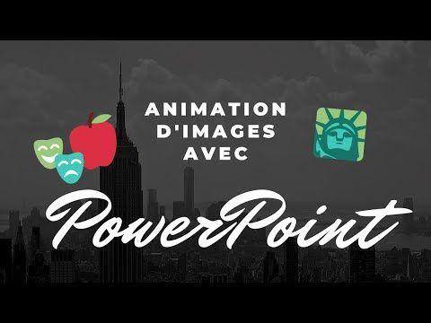 Comment Faire Des Images Animees Avec Powerpoint En 2020 Image Animee Comment Faire Anime