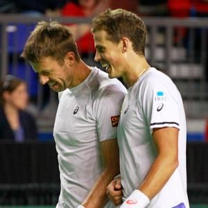 Canada takes 2-1 lead over Japan in Davis Cup tie Davis Cup #DavisCup