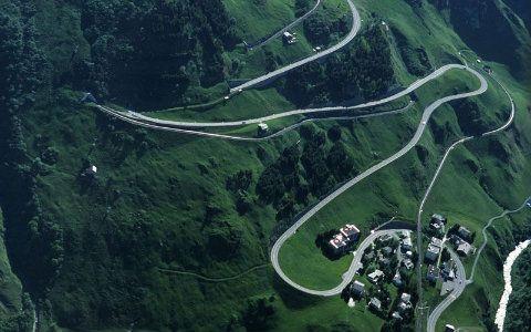 As estradas com os mais belos visuais do mundo