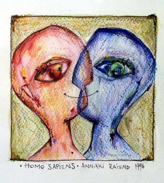 Annikki Ruuser - Homo Sapiens