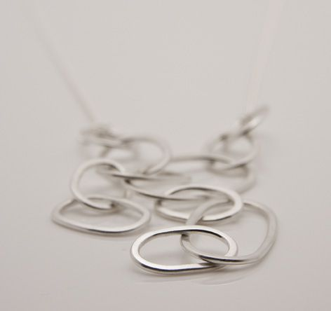 Alison Jackson - Large Cluster necklace