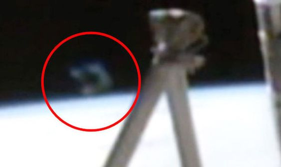 NASA mysteriously cut its live video feed just after a UFO appeared near the International Space Station – sparking claims of a cover-up.apr16