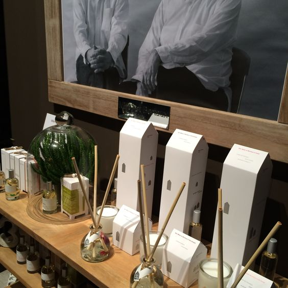 MILLER ET BERTAUX - New Home Fragrances Candles and Diffusers