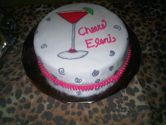 Bachelorette cake