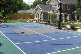 good colors for sport court