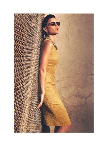 Jessica Stam by Koray Birand for Harper's Bazaar Turkey July 2012