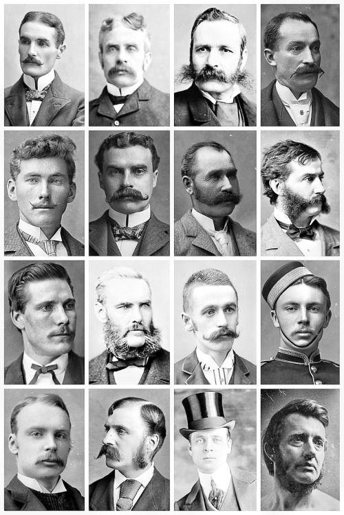 19th Century Photography Tumblr Victorian Hairstyles Victorian Era Hairstyles Victorian Men