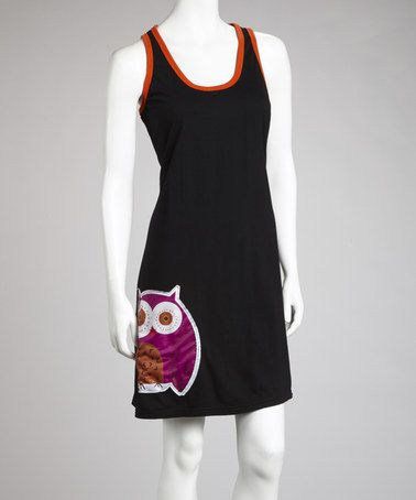 Take a look at this Black Liora Sleeveless Dress by Luna Claire on #zulily today! $25 !!
