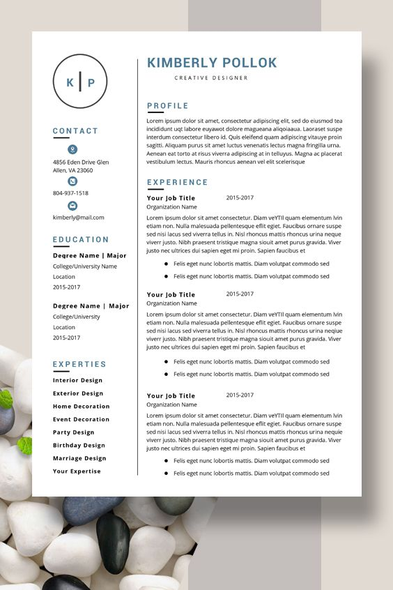 Resume Template Professional Resume Template Instant Download Resume Template Word Cv Cv Template Resume Template Free Free Professional Resume Template Modern Resume Template Resume Template Free