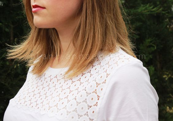 camiseta + calado : camiseta calada.  http://planb.annaevers.com/diy-camiseta-calada/#more-4041