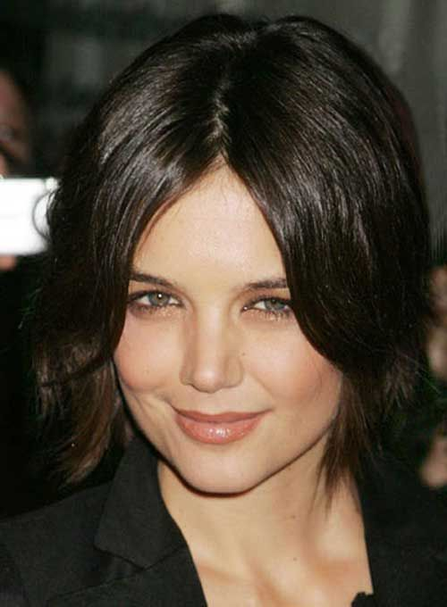 Pictures Of Katie Holmes Bob Hair You Should See Bob Haare Bob Frisur Promi Kurze Haare