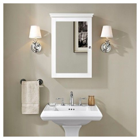 Lydia Mirrored Wall Cabinet In White Bathroom Wall Cabinets Wall Cabinet Mirror Wall