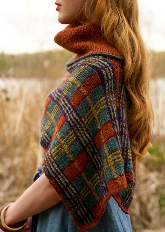 Shawl from book Sweet Shawlettes: