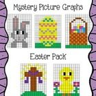 Students will love discovering the mystery pictures that are made by coloring in the correct squares on the grid using the colors and coordinates g...