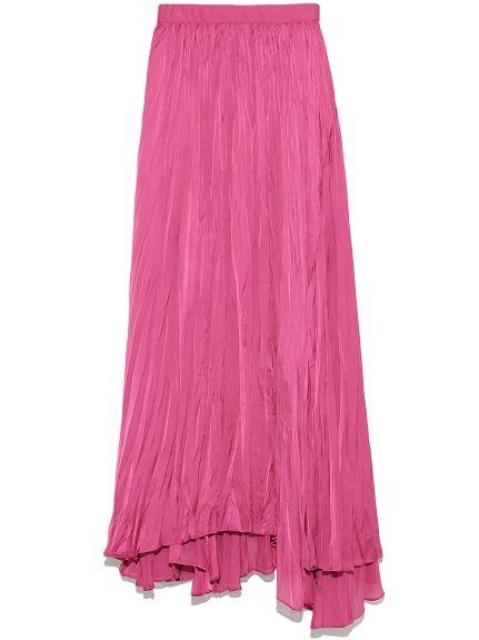 【emmi atelier】ワッシャープリーツスカート(ロングスカート)|emmi(エミ)|ファッション通販|ウサギオンライン公式通販サイト