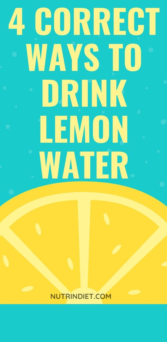 Lemon water benefits 95823