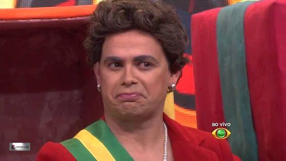 Márvio Lúcio, o Carioca do Pânico, apresenta neste sábado Dilma Ducheff- Saudando a Mandioca http://goo.gl/iXoVXG