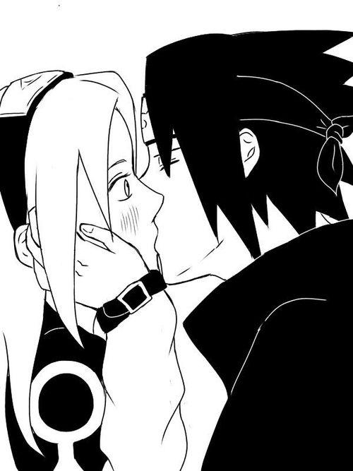 Imagen De Sasuke Uchiha Sasusaku And Sakura Haruno
