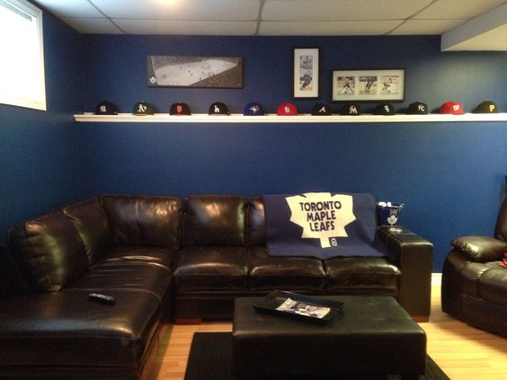 Man Cave Signs Ontario : Toronto maple leaf man cave leafs