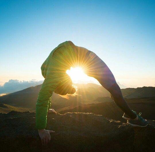 Yoga Instagram @upsidedownmama