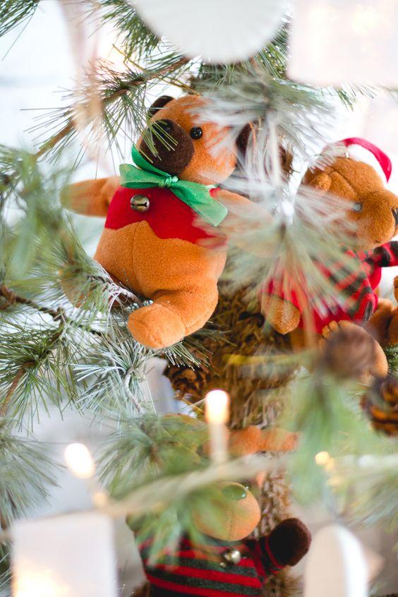 Decoração natalina http://melinasouza.com/2015/12/13/decoracao-de-natal-no-quarto/  Melina Souza - Serendipity - Christmas - Natal
