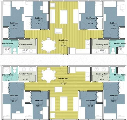 Dorm Room Layouts   Google Search | Houses/Apartments/Layouts | Pinterest | Dorm  Room Layouts, Dorm Room And Dorm Part 24
