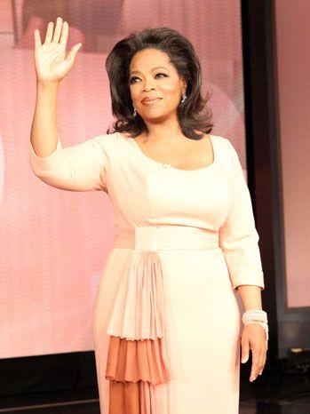 Oprah.