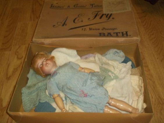 vintage doll | 71+4.8