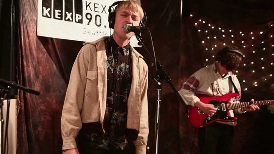 I want to buy you something, But i don't have any money  -  The Drums - Money (Live on KEXP)