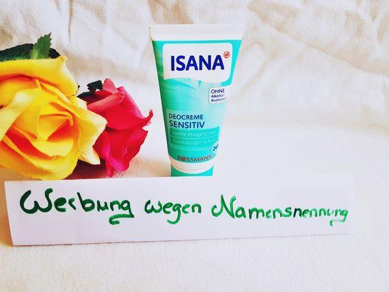 Isana Deocreme Sensitiv