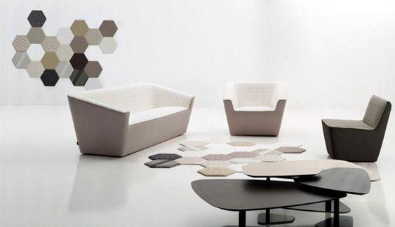 Furniture Design Tea Seating By José Manuel Ferrero | SoFA | Pinterest |  Teas And Upholstery