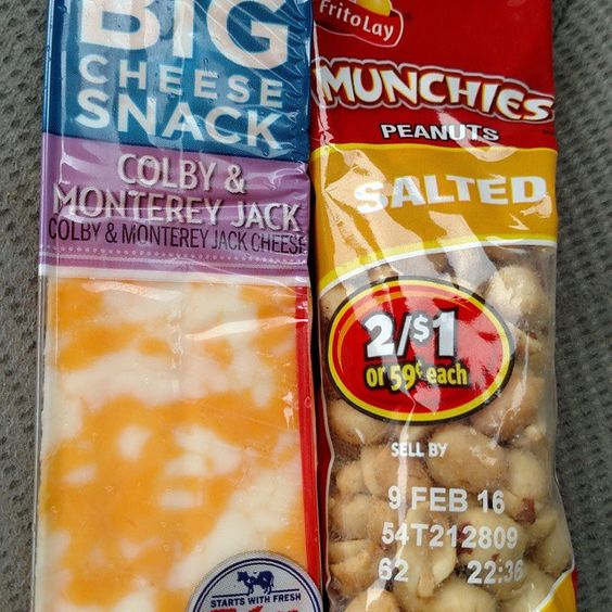 Gas station #lazylowcarb #snack . No time for a full lunch and not really hungry. ~5g net carbs.  #keto #ketosnack #ketosis #diet #atkins #atkinsdiet #lowcarb #lowcarbsnack #loseweight #peanuts #cheese #food