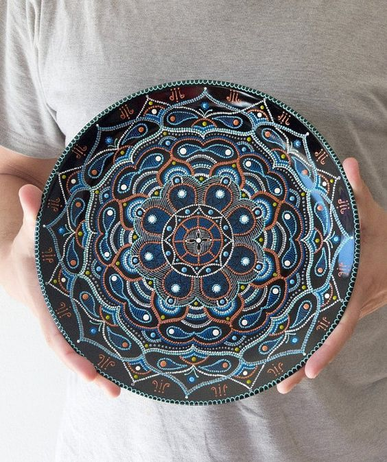Wall Plates Home Decor : Wall plate for home decor harmony of east hangings