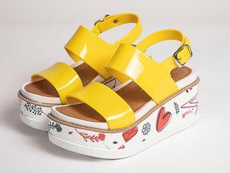 44 Platform Summer Sandals For Teens shoes womenshoes footwear shoestrends