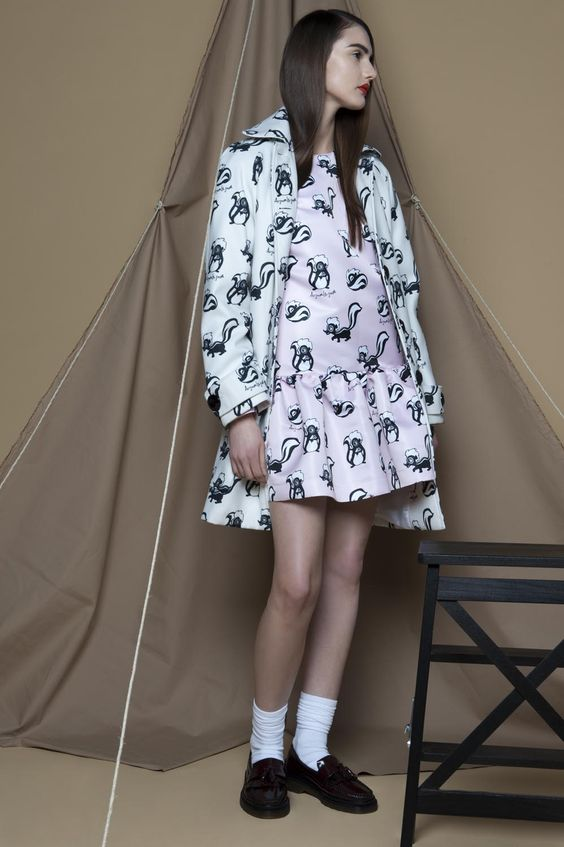 Aujourlejour Collection - Prefall 14