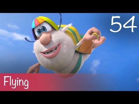 Booba Flying Episode 54 Cartoon For Kids Youtube In 2021 Cartoon Kids Youtube Kids Cartoon