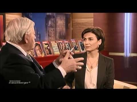 Helmut Schmidt zu Religionen Flüchtlinge Gastarbeiter Islam Christentum