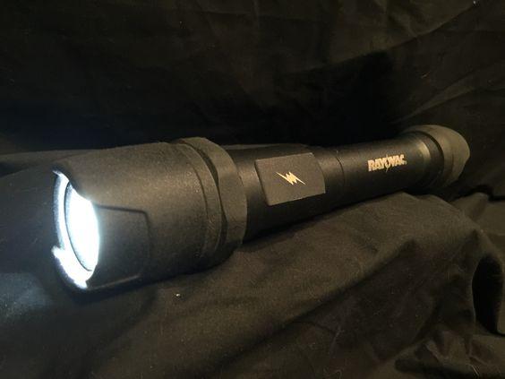 Rayovac Industrial - 3C LED Flashlight