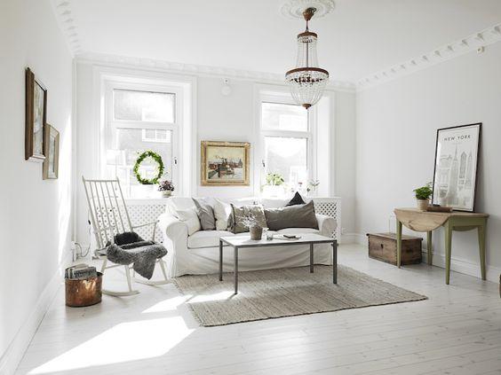 Nórdico renovado | Decorar tu casa es facilisimo.com