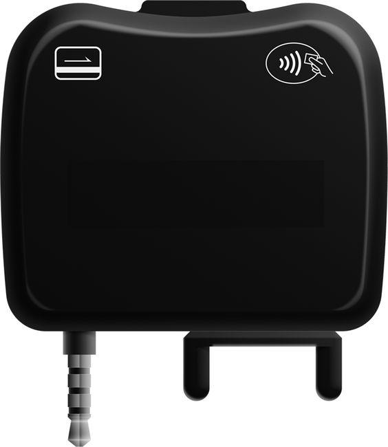 Audio jack magnetic stripe card & NFC reader