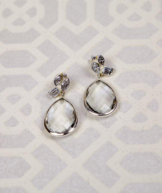 Melinda Maria - Baby Mosaic Earring | Chloe Rose