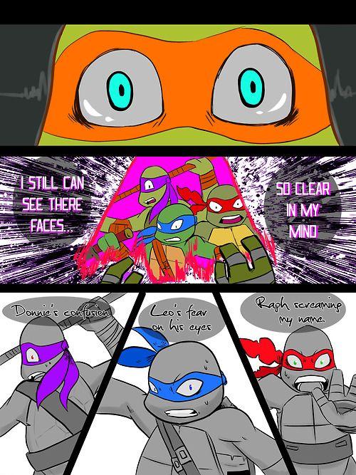 Teenage mutant ninja turtles leonardo and karai kiss fanfiction - photo#16