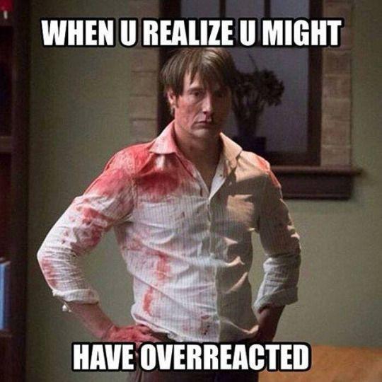 Just a little bit, Hannibal, just a tad bit.